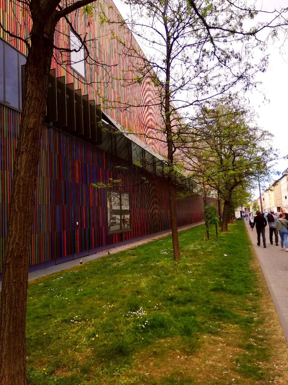 Das Museum Brandhorst