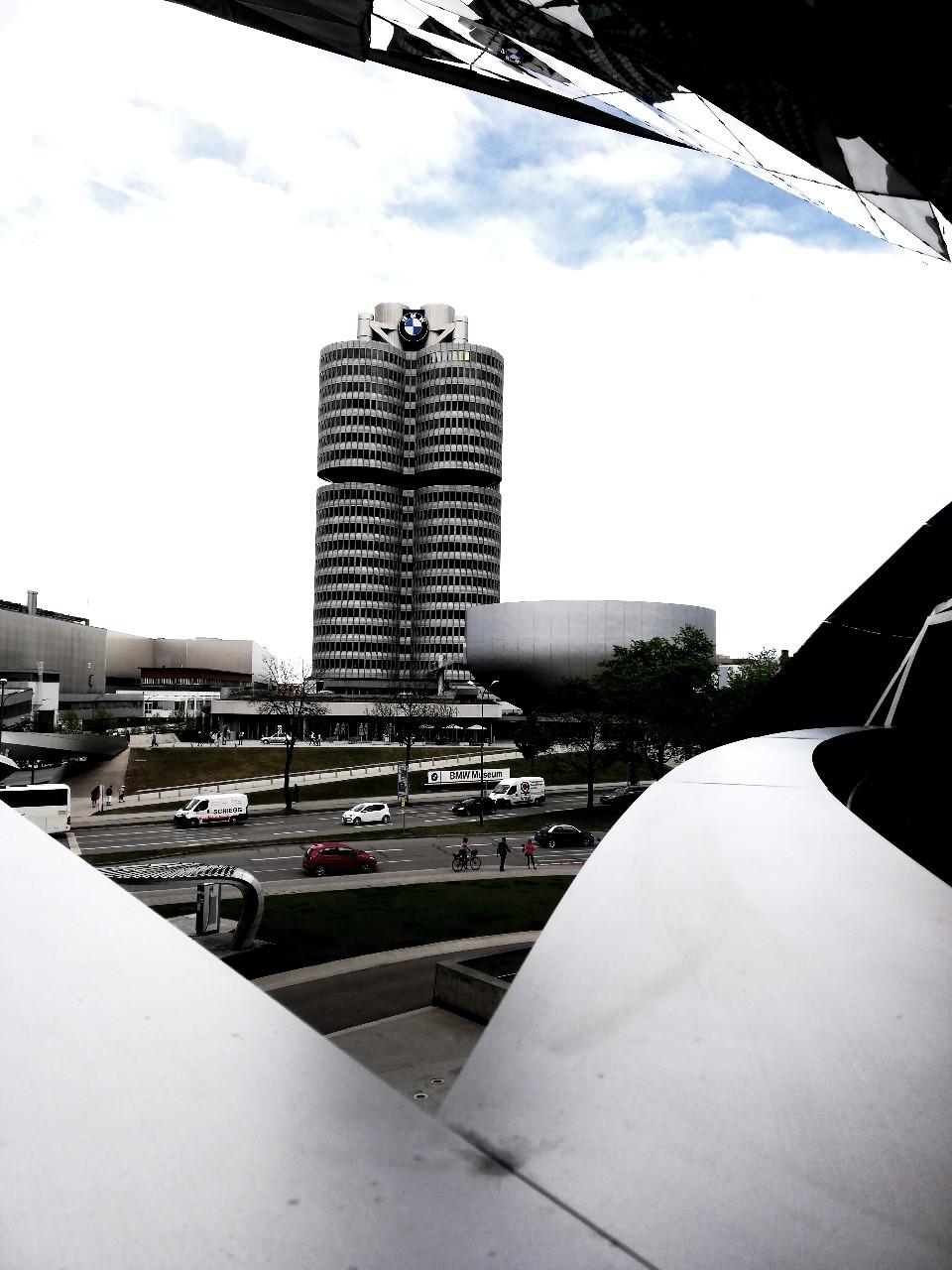 Der BMW-Vierzylinder