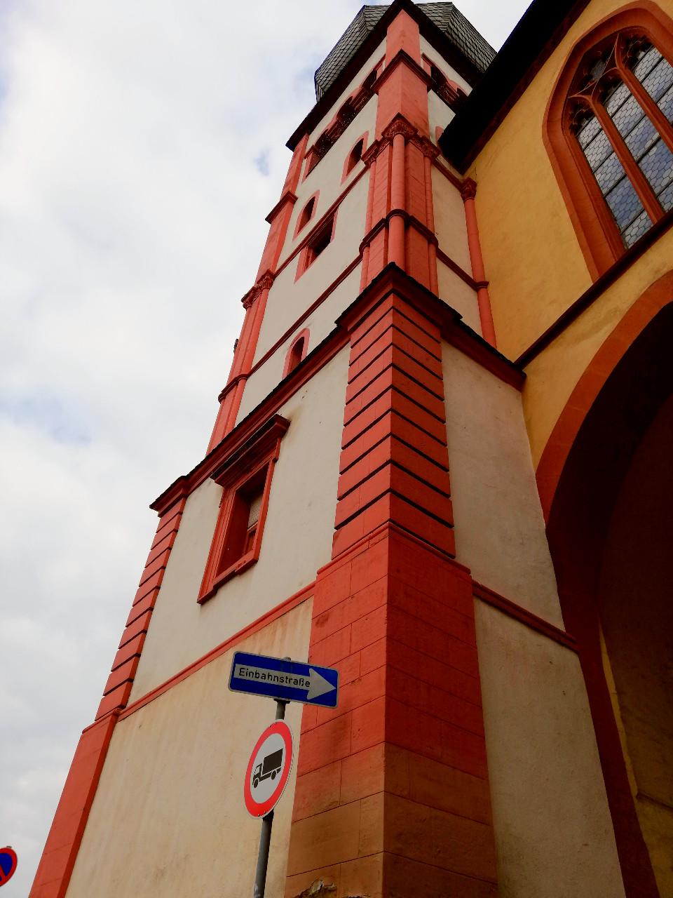 Die Deutschhaus-Kirche
