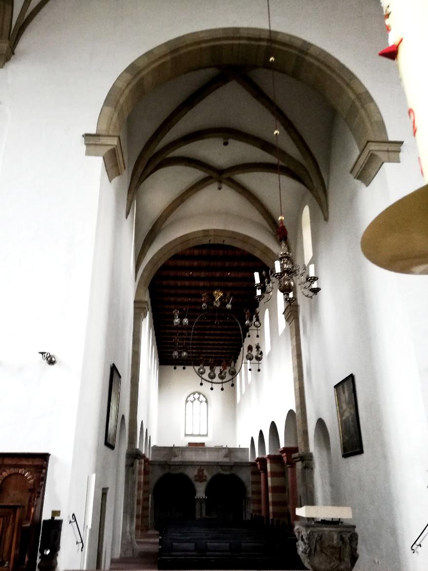 In St. Burkard