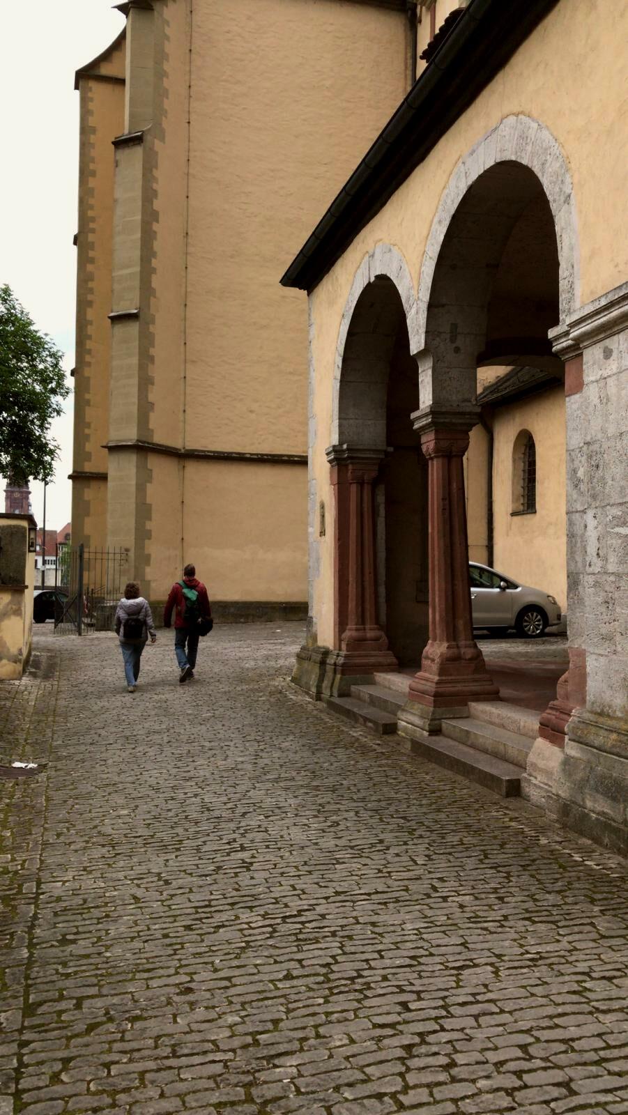Vor St. Burkard