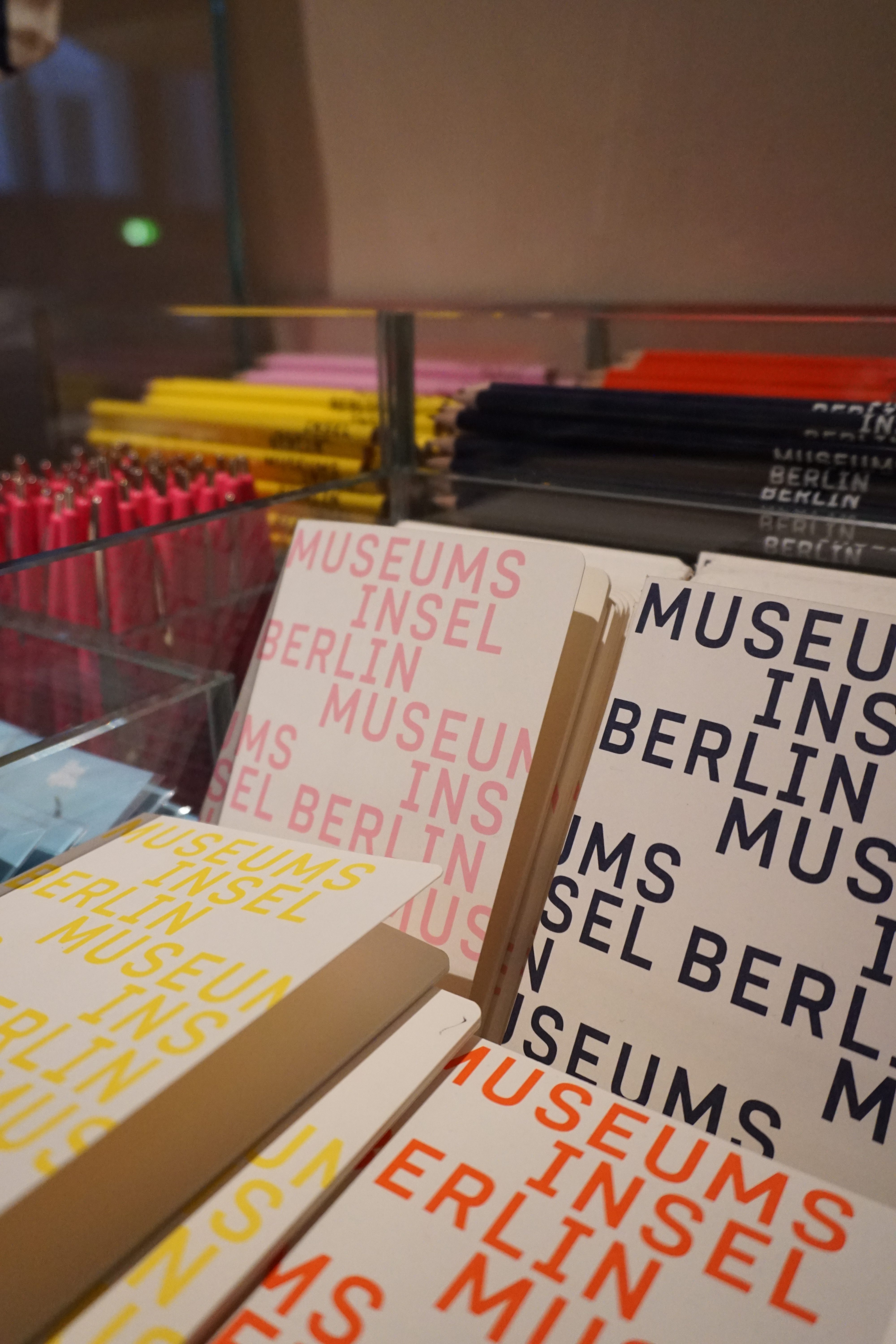 Museumsshop Neues Museum