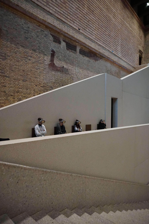 Virtual Reality im Neuen Museum
