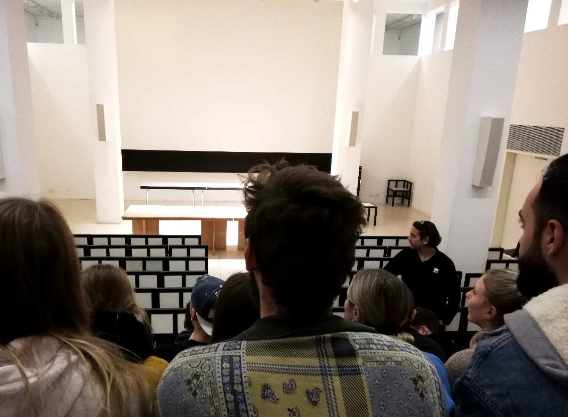 Im Deutschen Architekturmuseum