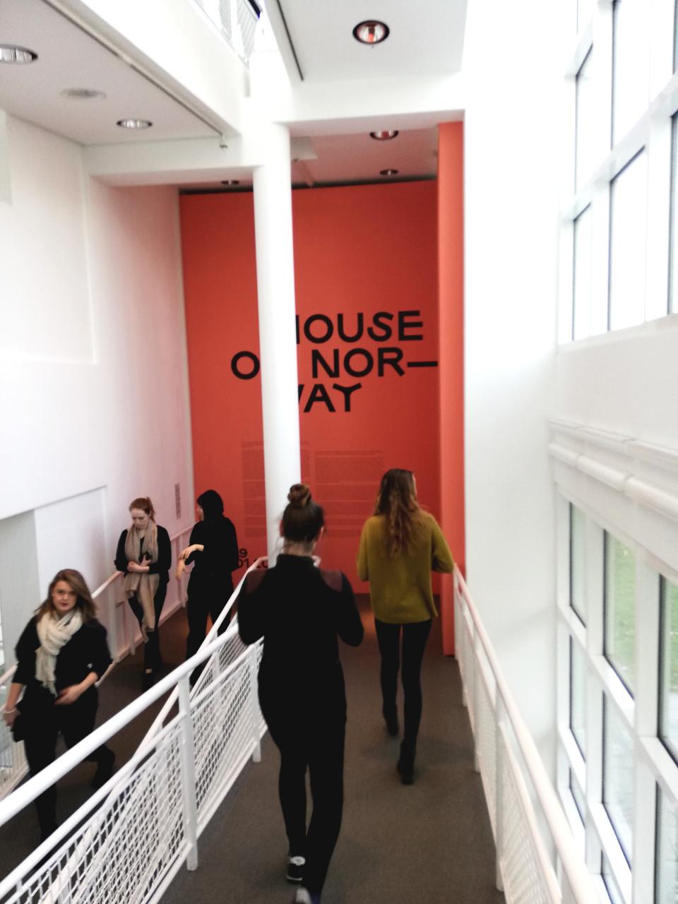 Im Museum für Angewandte Kunst