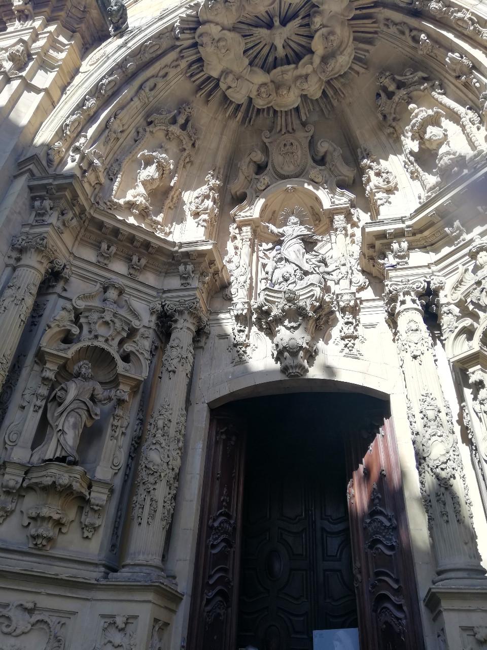 Die Basílica de Nuestra Señora del Coro