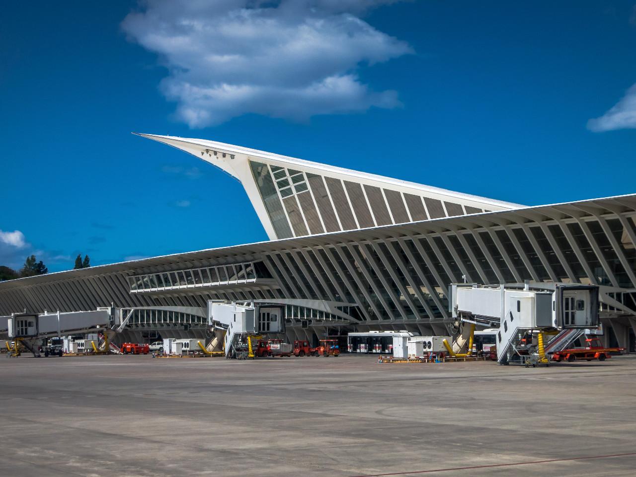 La Paloma Flughafen Bilbao